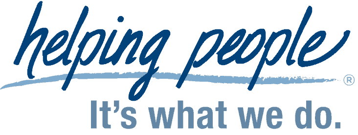 Helping People - It's What We Do