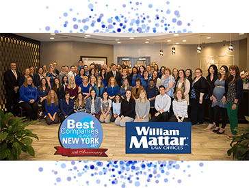 William Mattar Best Companies to Work for New York 2017 Team Photo