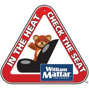 In the Heat, Check the Seat | William Mattar Law Offices