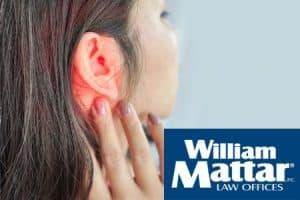 car accident tinnitus