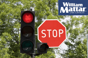 A Driver Ran a Red Light or Stop Sign, Striking My Car. Do I Have a Case?
