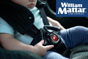 I was injured in a car accident and my baby or child was in the backseat. If my child was injured, does he or she have a case