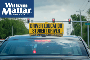 Who is Liable after a Student Driver Crashes a Car?