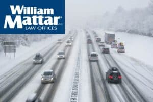 Common cause of car accident weather