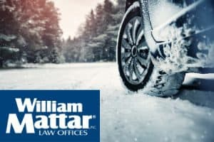 the risks of driving in winter weather