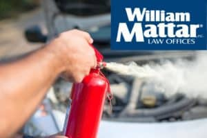 car fire accident lawyer
