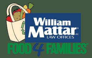 William Mattar Food 4 Families