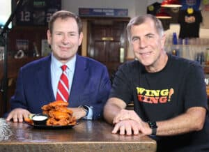 William Mattar and the Wing King