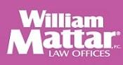 Hurt In A Car Call William Mattar Logo